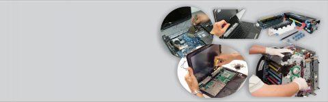 Reparación de Laptop, PCs e Impresoras.