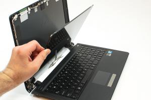 manteniminieto laptop dell