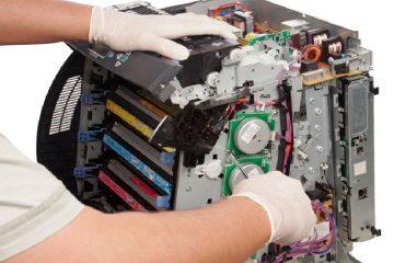 Reparación de impresoras y plotters