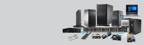 Venta y servicio técnico de servidores, computadoras y laptops