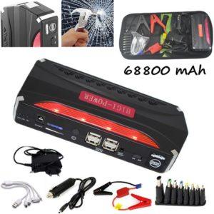 Bateria Externa 68800 mah