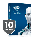 Eset Home Office Security X10