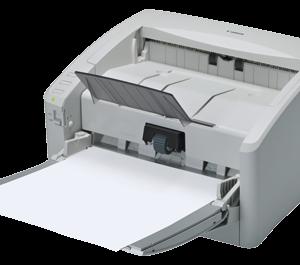 escaner imageFORMULA_DR6010C